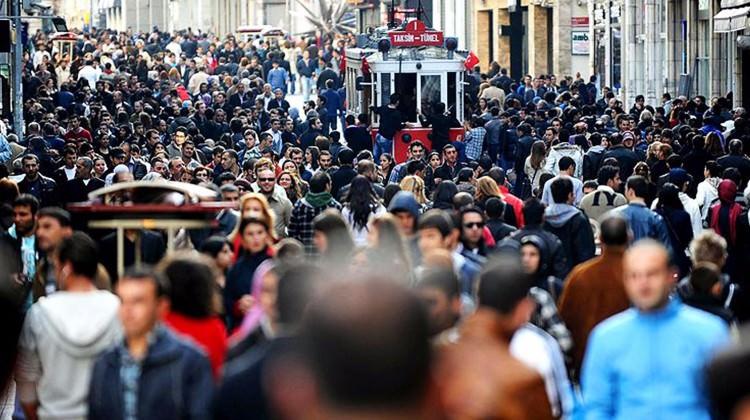 """Türkiye'nin """"nüfus haritası"""" çıkarıldı En yoğun şehir nedir?"""