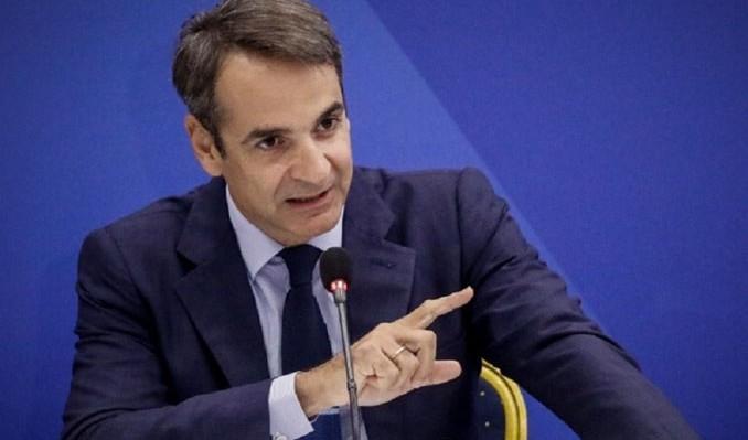 Yunanistan Başbakanı Miçotakis'ten küstah sözler
