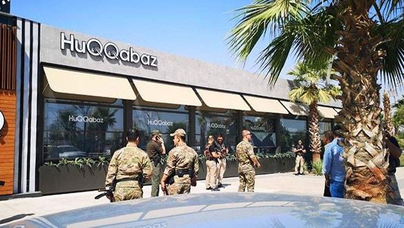 Erbil 'de Türk diplomatlara silahlı saldırı .