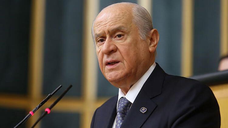 MHP Genel Başkanı Bahçeli 'dan açıklama