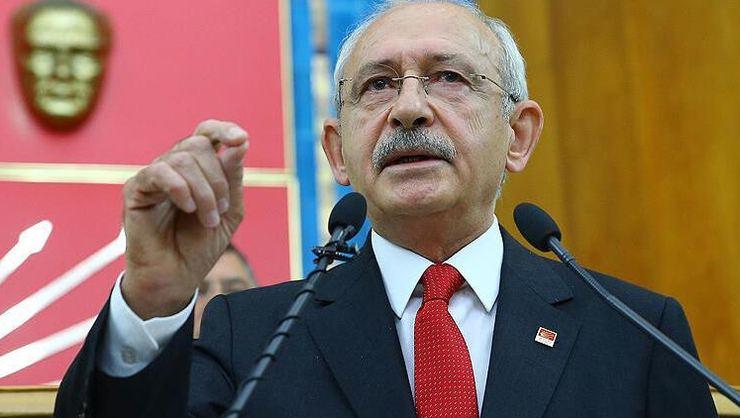 Kılıçdaroğlu : Türkiye'nin çıkarları her şeyin üzerindedir.