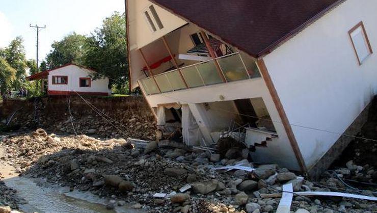 Düzce 'afet bölgesi' ilan edildi