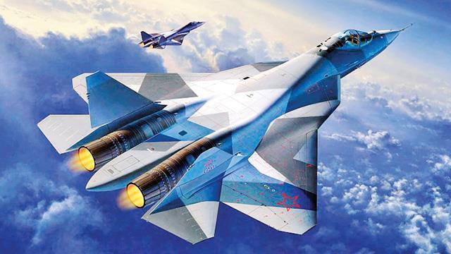 Türkiye, F-35 yerine Rus savaş uçağı Su-57 'ye yönelebilir'