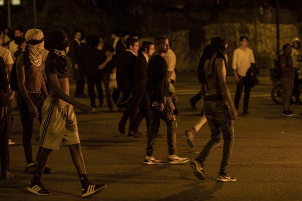 israi'de ortalık karıştı! 47 polis yaralı, 60 gözaltı!