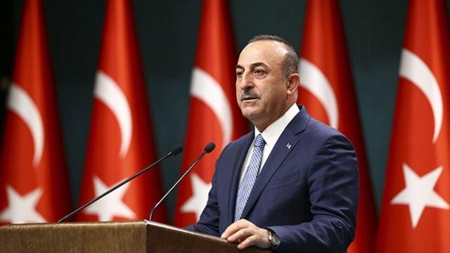 Çavuşoğlu: ABD Tehdidi devam ederse karşı adımlar atarız