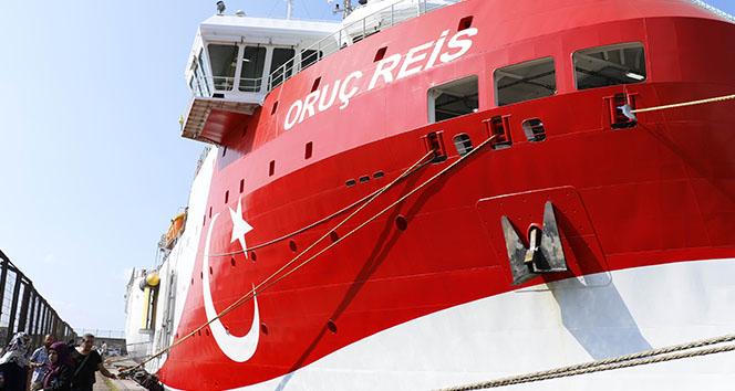 Bakan Dönmez: Oruç Reis gemisini Akdeniz 'e göndereceğiz