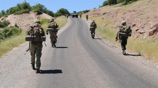Hakkari'deki hain saldırıda 2 asker şehit oldu