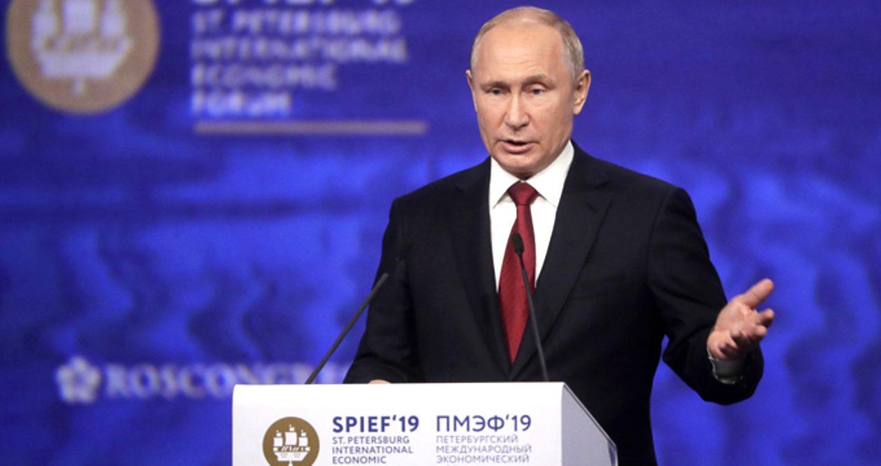 Putin, Libya'daki olaylardan NATO'yu sorumlu tuttu