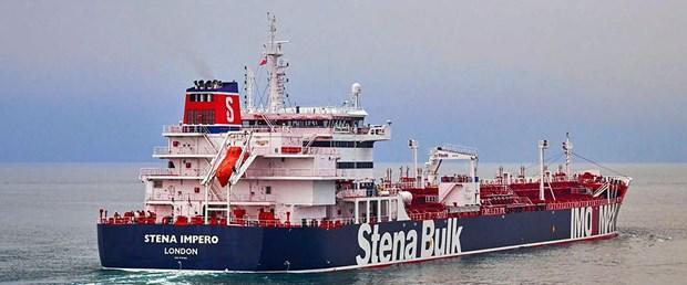 İran, Hürmüz Boğazı'nda İngiliz tanker ine el koydu