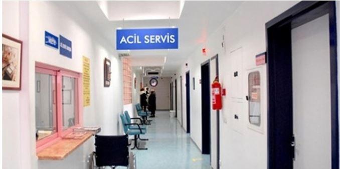 Ankara 'da hastanede 19 personel gazdan etkilendi