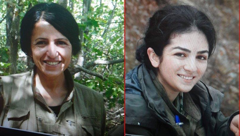 Emniyet ve MİT 2 kadın terörist yakalandı
