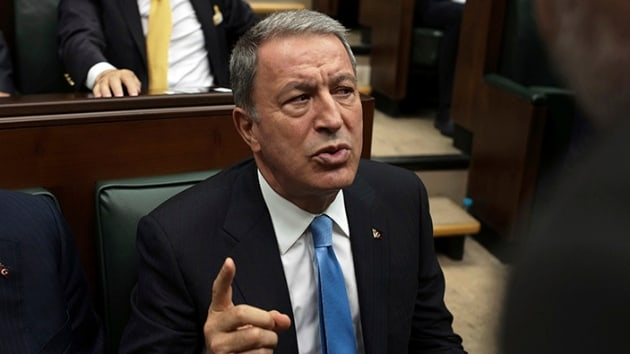 Bakan Akar : Güvenli bölge için çalışmalar sürüyor