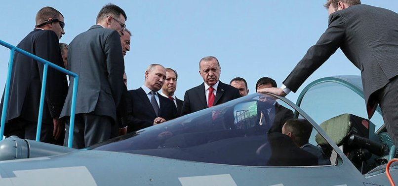 Cumhurbaşkanı Erdoğan rusya dan su-57 alacak mı ?