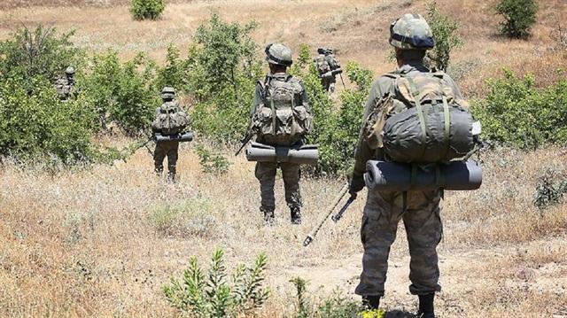 Şırnak'taki terör operasyonunda 1 asker şehit oldu