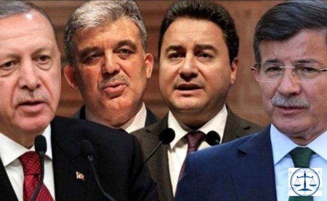 AKP , Gül, Davutoğlu ve Babacan'ı davet etmedi