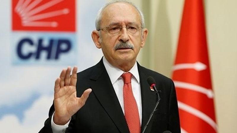 Kılıçdaroğlu : Bir partinin başkanı cumhurbaşkanı olamaz