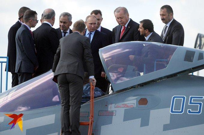 Rusya Başbakan Yardımcısından Su-35 ve Su-57 açıklaması