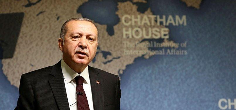 Erdoğan, İsrail 'de yaşadığı anısını paylaştı