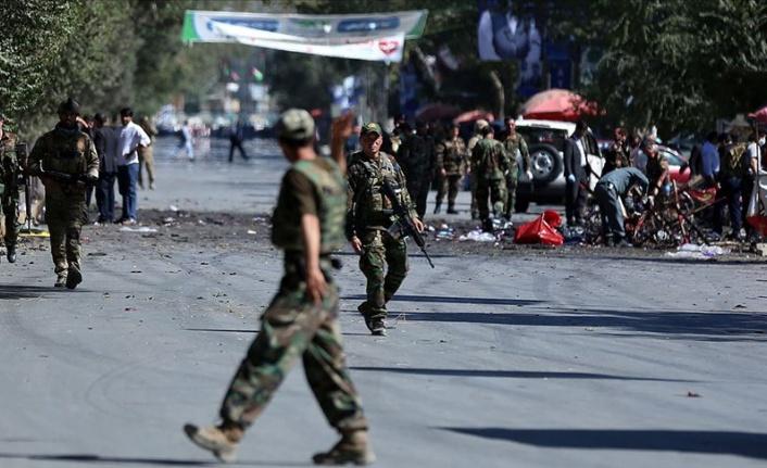 Afganistan Cumhurbaşkanının mitinginde saldırısı: 26 ölü