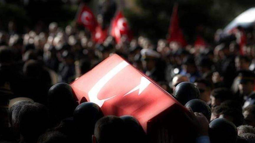 Mardin 'den : Özel harekat şube müdürü şehit oldu