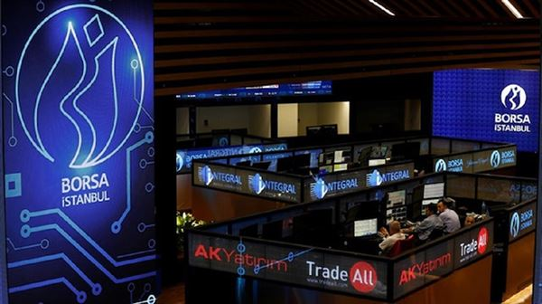 Turkey's Borsa Istanbul up 0.21% at open