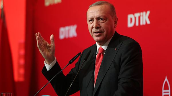 Erdoğan says Turkish soldiers cleared 1000-km area in Syria's north