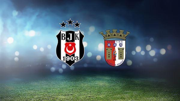 Beşiktaş-Braga