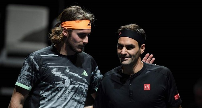 Tsitsipas shocks Federer to reach ATP Finals in London