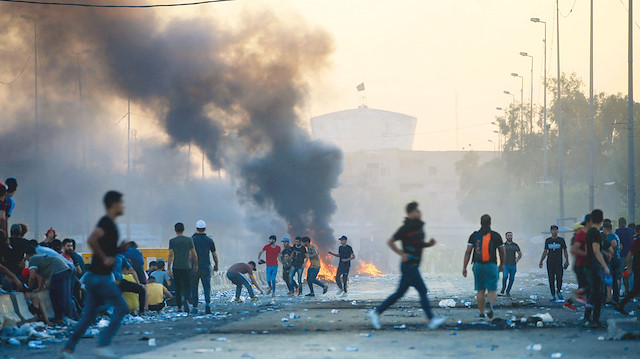 Irak'ta kaos bitmiyor