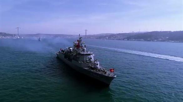 Mavi Vatan tatbikatı sonrası TSK'dan anlamlı video