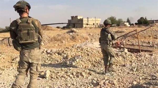 تفكيك مئات الألغام والمتفجرات في مناطق 'نبع السلام' بسوريا