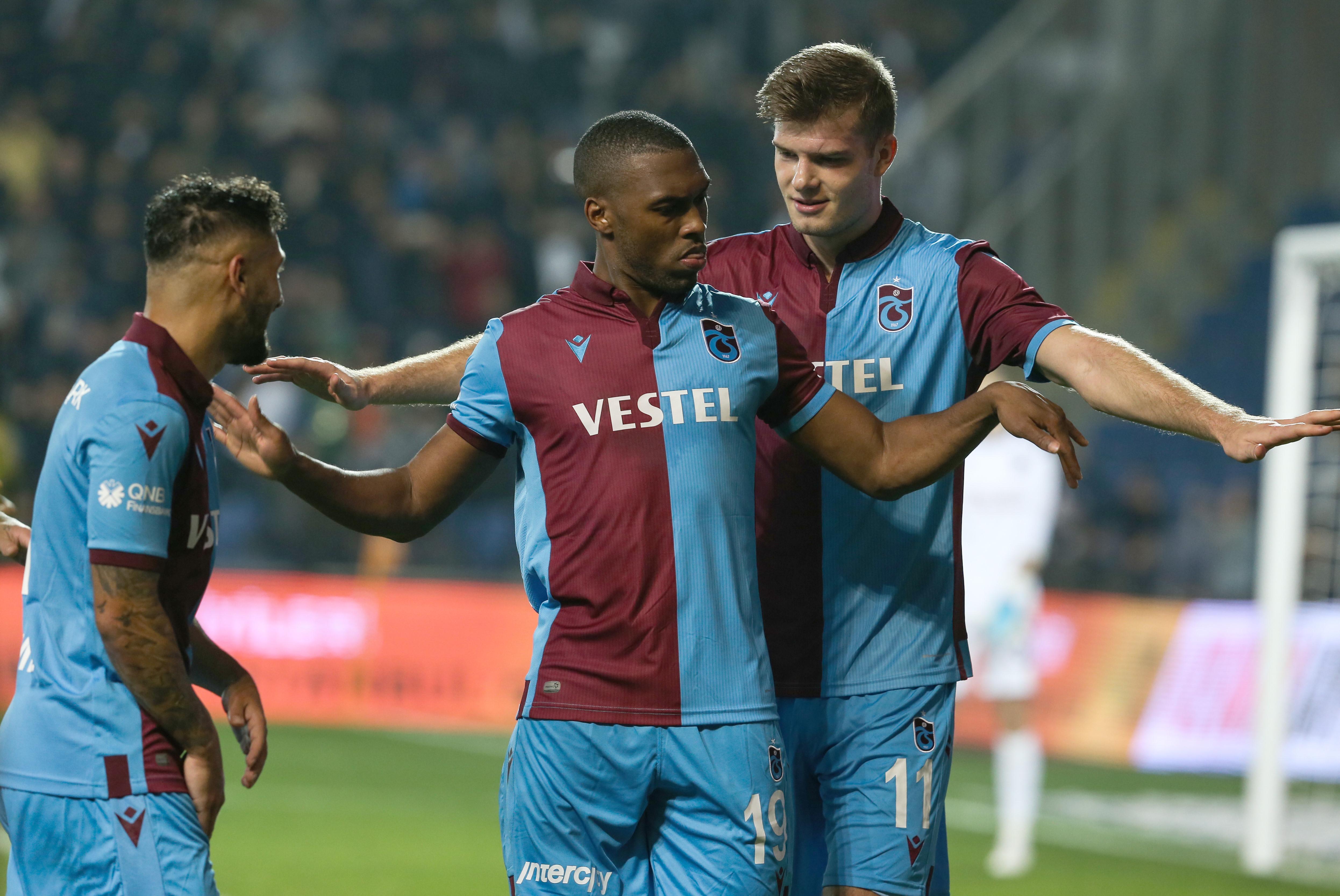 Trabzonspor'un penaltı istatistiği: 17'den 8'i kaçtı