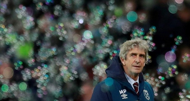 Pellegrini fired by Premier League struggler West Ham