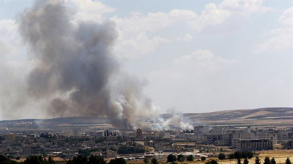 Bombing injures 3 Russian servicemen in northern Syria